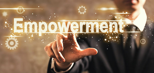 Empowerment:  What does it really take to empower others?
