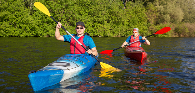 The 21st Annual Paddle for Pine Tree Camp